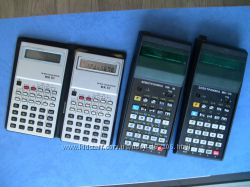 Советские микрокалькуляторы