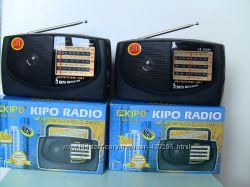 Новый УКВ FM радиоприемник Kipo