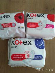 Прокладки Kotex ultra Супер