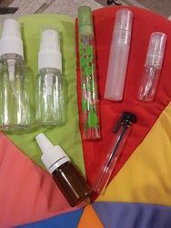 Многоразовые флаконы - спреи для парфюмерии, косметики