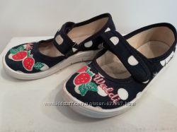 Мокасины тапочки туфельки Waldi 26 размер