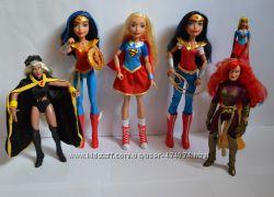 Кукла Чудо женщина, суперженщина, шторм, Марвел, DC Comics
