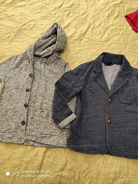 Кофта и пиджак трикотажный Next , на мальчика
