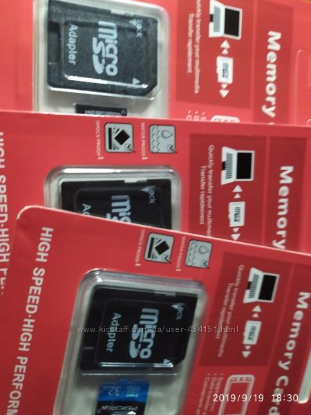 Продам флешки карты памяти 32 ГБ Мариуполь