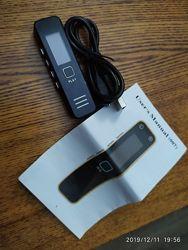 Продам диктофон цифровой mp3 плеер 2 в 1 с высоким качеством звука