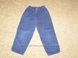 Вельветовые брюки Circo, 116 см