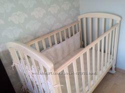 Кроватка Верес с матрасом