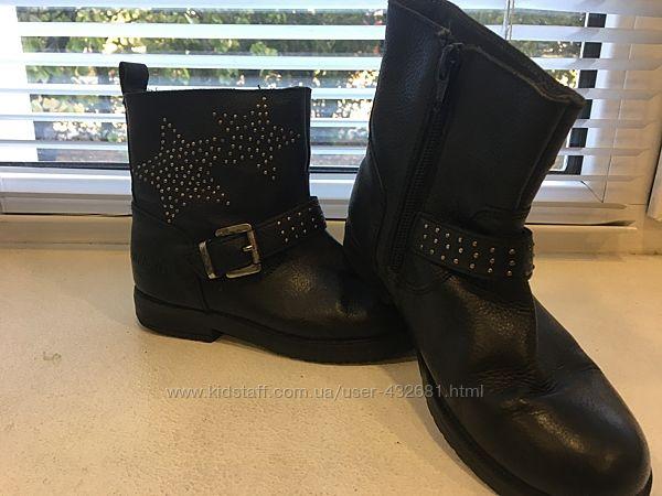 Деми ботинки для девочки Lelli Kelly