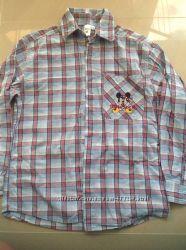 Детская рубашка мики маус пират фирмы Disney по супер цене