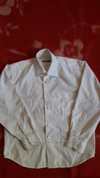 Рубашка на 7-9 лет