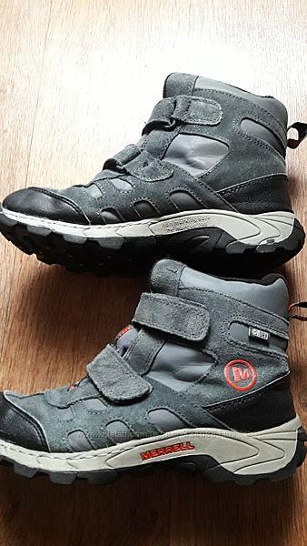 Зимние ботинки Merrell 37 р-ра