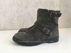 Демисезонные ботинки, 34 р, Италия, 2 вида