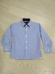 Нарядная рубашка NEXT, размер 3 года отличное состояние