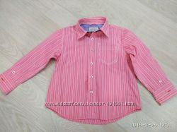 Нарядная рубашка NEXT, размер 5 лет отличное состояние