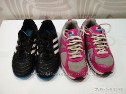 Кроссовки Adidas, Nike разм. 30, 5 и 31, 5