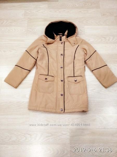 Демисезонная куртка River Island р. 7-9 лет