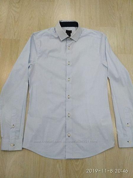 Нарядная рубашка H&M размер S