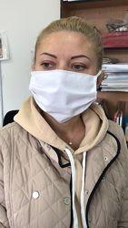 Многоразовая маска 2-3 слойная в наличии