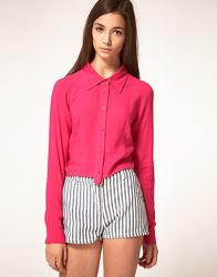 Удлиненная женская рубашка Misscuided