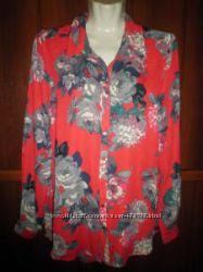 Блузка в цветочный принт George