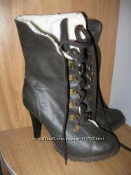 Крутые  ботинки ATMOSPHERE Скидка