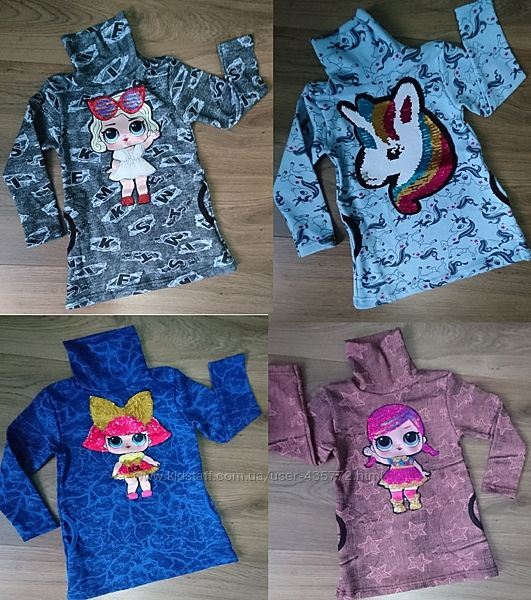 туника - блуза   для девочки , сложи себе комплект сам