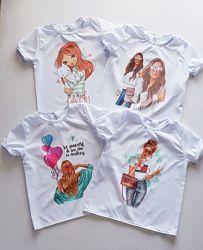 блузы в школу  для девочки белая качество в шолу