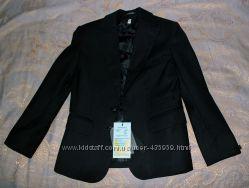 Черный школьный костюм двойка для мальчика
