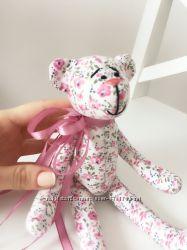 Мишка тильда подарок на 8 марта коллеги шефу парню девушке маме подруге