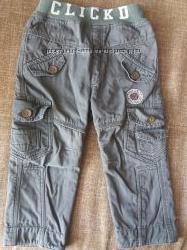 Крутые штаны на флисе