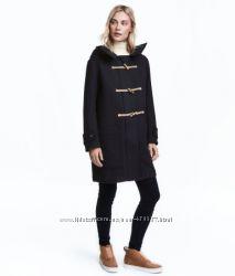 Пальто H&M, 38 размер, оригинал, Германия, осеньвесна