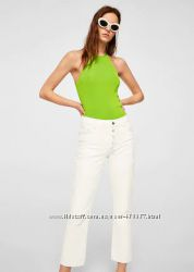Укороченные джинсы Mango,  Испания, 36 размер
