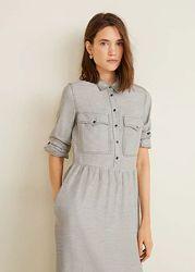 Стильное платье mango, М