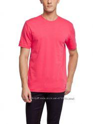 фирменная мужская футболка LC Waikiki малинового цвета