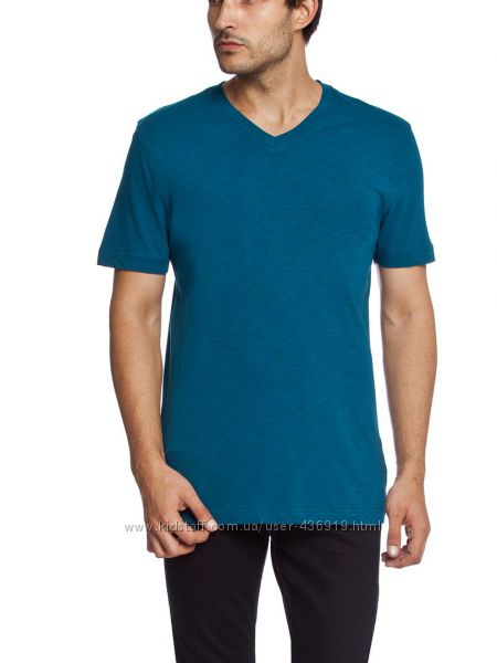 мужская футболка LC Waikiki цвета морской волны