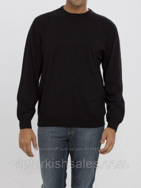 мужской свитер LC Waikiki черного цвета