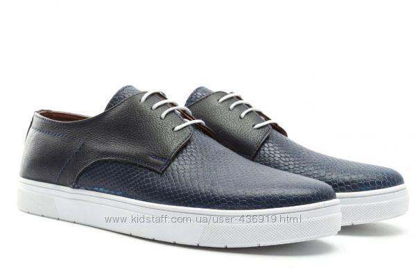 мужские кожаные туфли BFG Moda. фирменная Турция