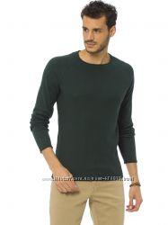 зеленый мужской свитер LC Waikiki  ЛС Вайкики