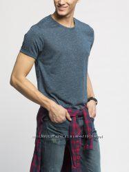 мужская футболка синяя Lc Waikiki  Лс Вайкики