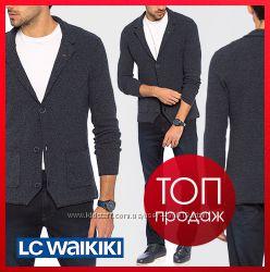 мужской пиджак LC Waikiki c 2-мя накладными карманами, на пуговицах