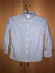 Рубашка GAP, 6-8 лет