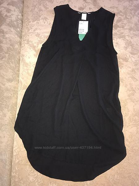 Шифоновая блузка H&M, p. XS