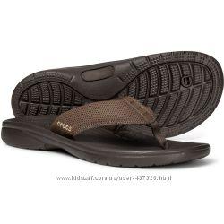 Crocs bogota flip-flops оригинал 45 46