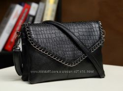 c36882461b98 Качественная и вместительная женская сумка клатч с цепочкой, 345 грн ...