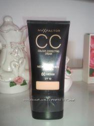 CC-крем Max Factor CC Color Colour Correcting Cream