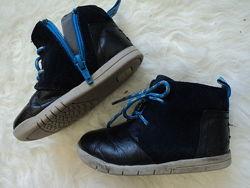 демис. ботинки CLARKS р21, стелька 14см