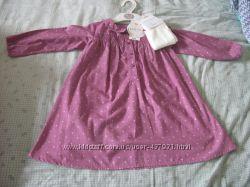 платье с колготами Marks&Spenser Англия