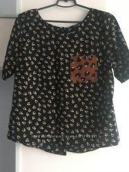 Прикольна блузка