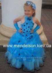 Пышное платье для принцессы прокат