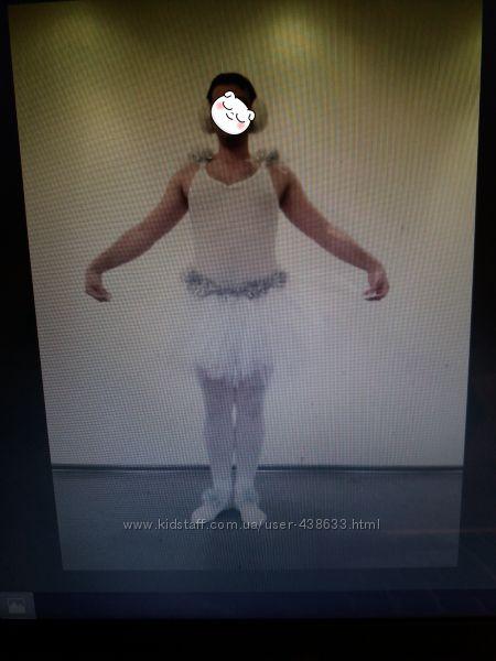 Костюм Снежинки или Балерины или Лебедя